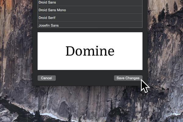 save-font-changes