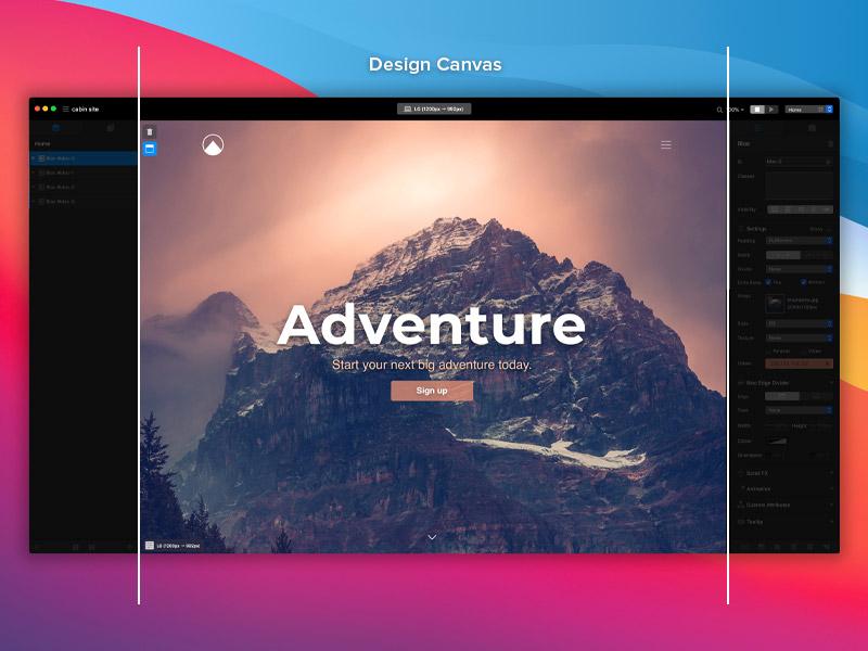 design-canvas